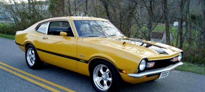 AFFORDABLE MUSCLE CARS | FORD MAVERICK GRABBER