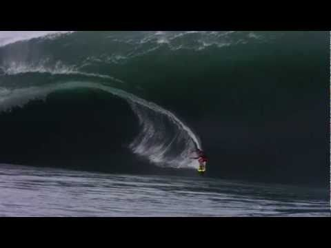 This is not your average surfing video. This astounding footage was shot on August 27th, 2011 by cinematographer Chris Bryan at Teahupo'o, a small village off the coast of Tahiti. At the time these guys hit the water the French Navy had declared the day a double code red prohibiting and threatening to arrest anyone entering the water. Watch and you'll see why.