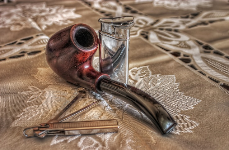 beautiful HDR #photography of pipe