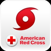 Hurricane iPhone app by American Red Cross
