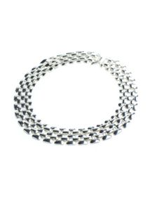 Silver statement necklace by Icing by Claire's