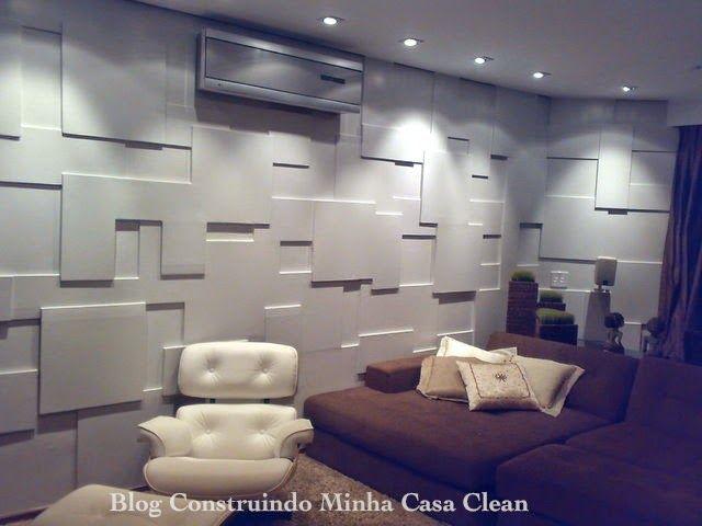 89 best images about paredes on pinterest office for Paredes decoradas con fotos