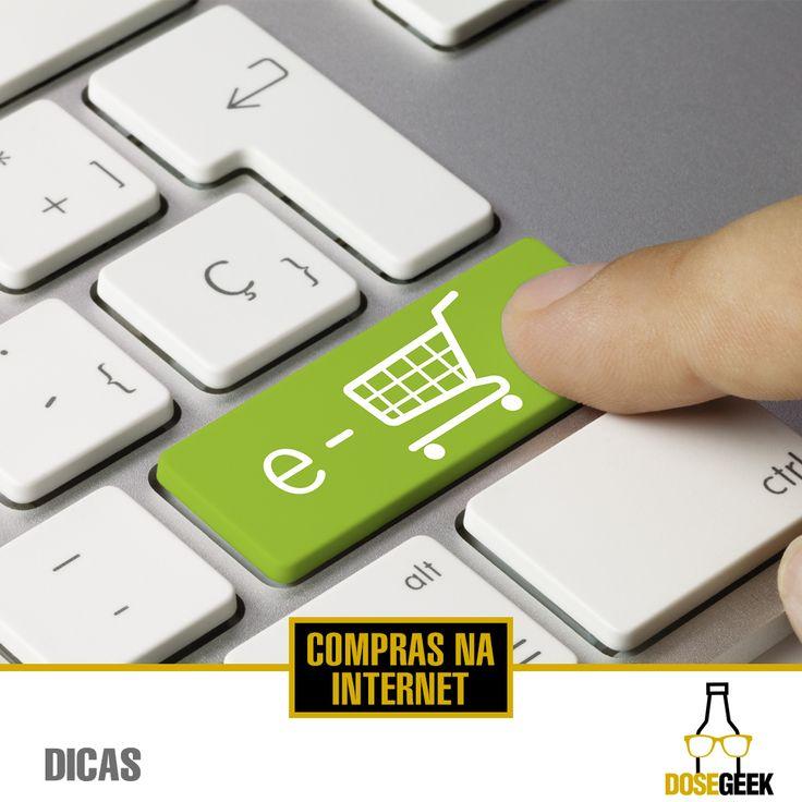 Algumas dicas para você fazer compras na internet com segurança e sem risco de fraude !    #Compras #Internet #Fraude #Vendas #Online #LojaVirtual #Produtos #Mercado
