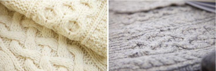 IEK Aran Sweater Patterns