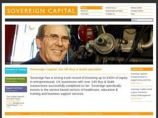 Sovereign Capital Partners LLP
