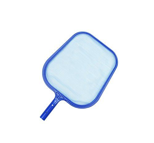 Felices Pascuas Collection 17.25 inch Standard Blue Plastic Swimming Pool Leaf Skimmer Head