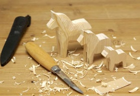 The history of the Dala Horse