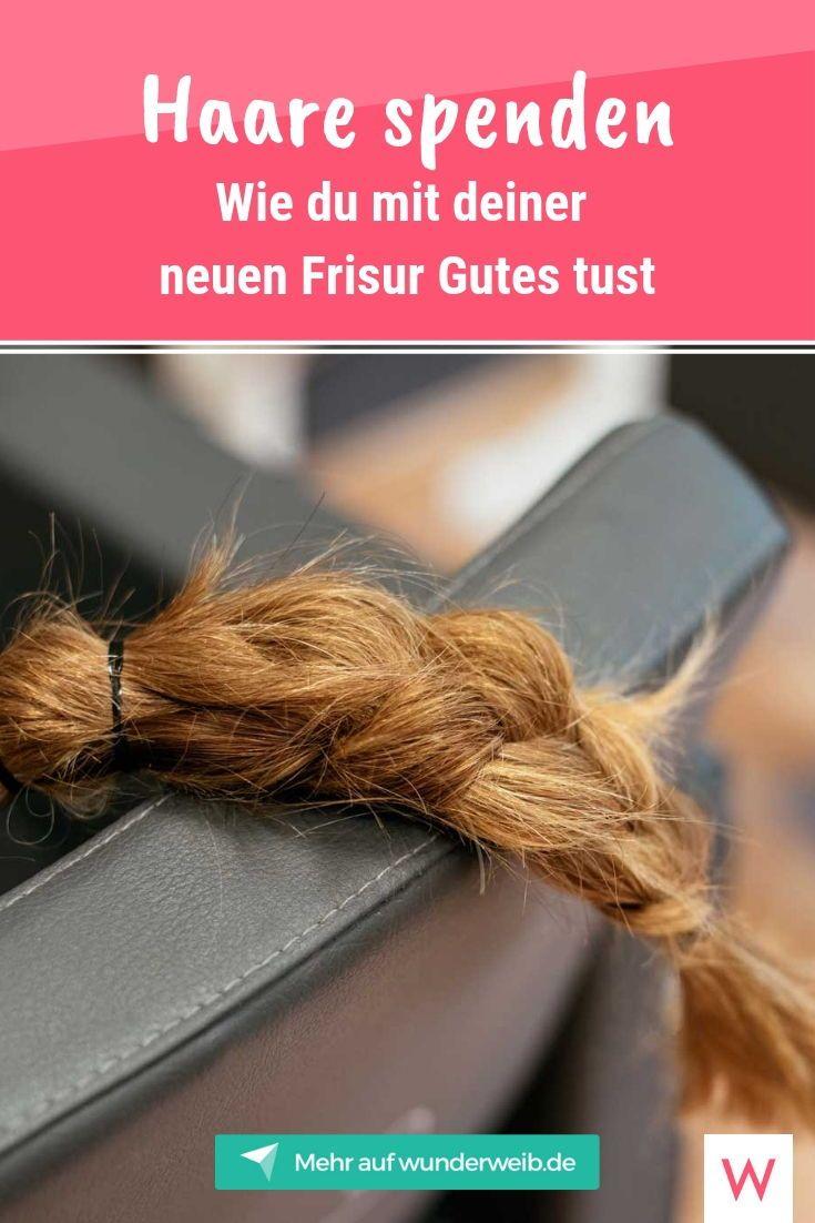 Haare Spende