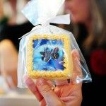 Photo cookies - you choose whatever pic you want, print copies on edible picture paper and edible ink