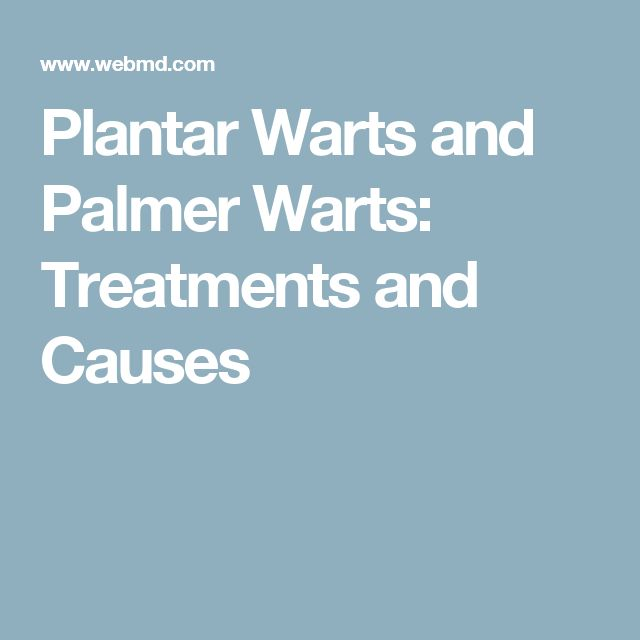 Plantar Warts and Palmer Warts: Treatments and Causes http://www.wartalooza.com/treatments/trichloroacetic-acid