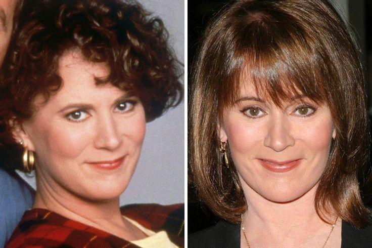 Patricia Richardson Then & Now!