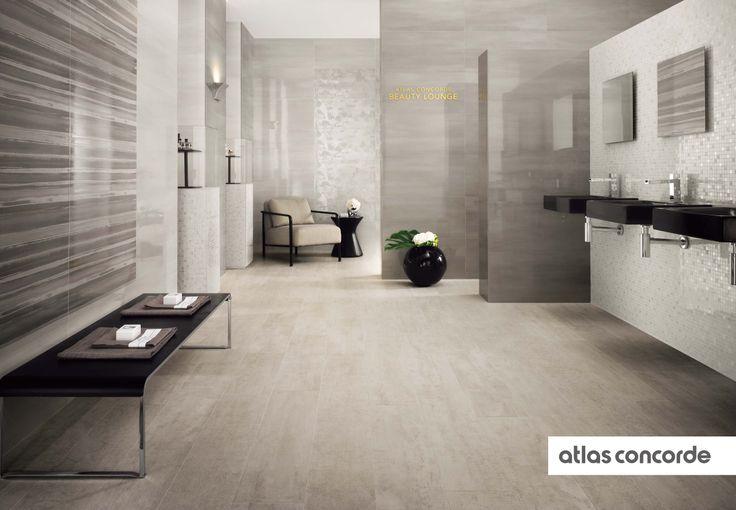 #MARK white, silver and pearl   #AtlasConcorde   #Tiles   #Ceramic   #PorcelainTiles