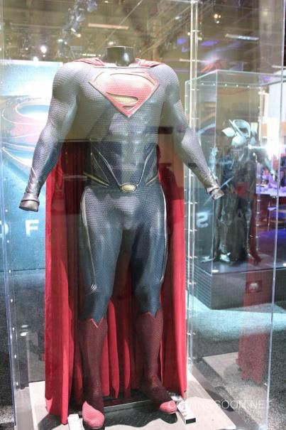 'Man of Steel' Superman Costume