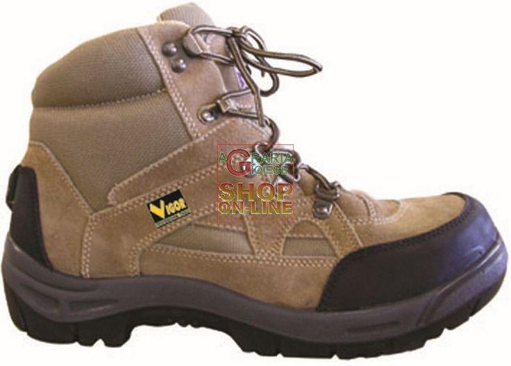 SCARPE DA LAVORO VIGOR ANTINFORTUNIO TIPO TREKKING ALTE DAL 39 AL 46 http://www.decariashop.it/scarpe-vigor/14681-scarpe-da-lavoro-vigor-antinfortunio-tipo-trekking-alte-dal-39-al-46.html