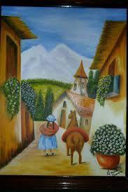 Resultado de imagen para pinturas del norte argentino