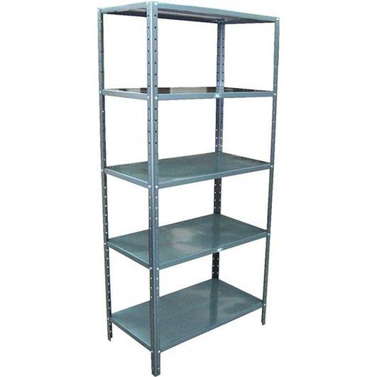 Panales o anaqueles, muebles con estanterías de dimensiones inferiores a las góndolas.