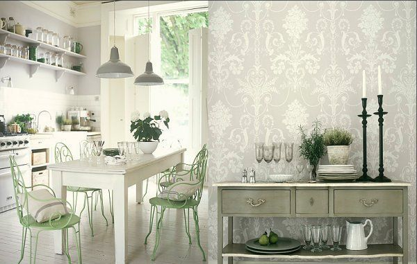 Pleasant, Peaceful and Elegant...See more at thefrenchinspiredroom.com