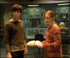 Harry Treadaway and Saoirse Ronan star in City of Ember. (Photo courtesy 20th Century Fox/Walden Media)