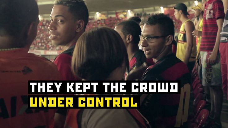 To help stop violence in football stadiums, we asked for the help of the only person a tough guy respects: his own mom. The action Security Moms was created ...