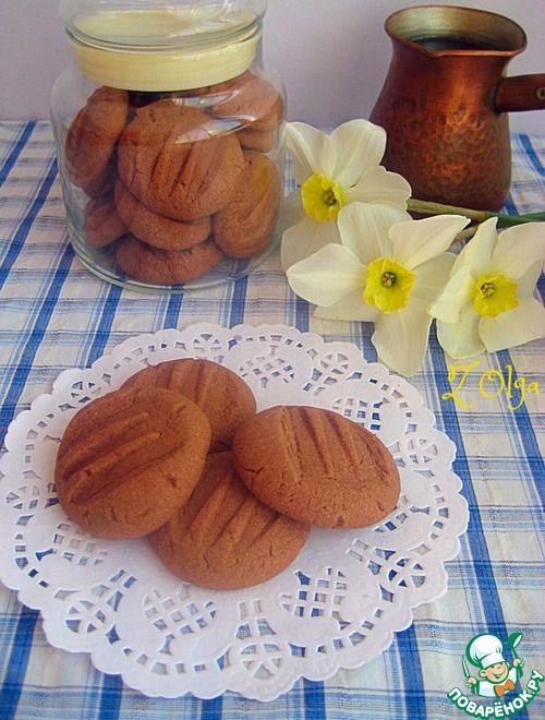 печенье из пудинга