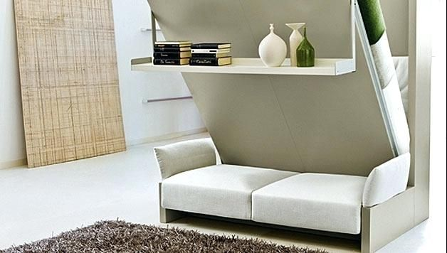 Wondrous Bed And Couch Combo Wall Bed Couch Combo With A Sofa In Inzonedesignstudio Interior Chair Design Inzonedesignstudiocom