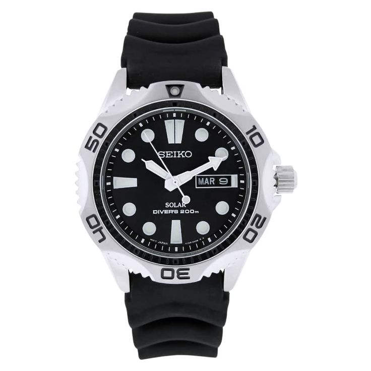 Seiko Men's Solar Watch