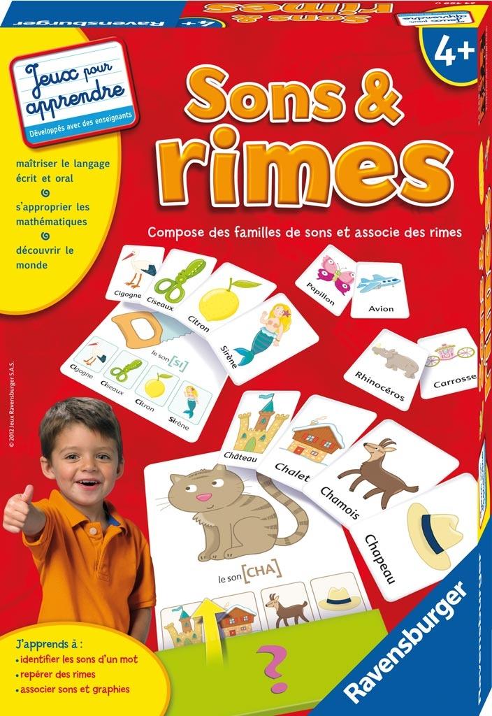 Sons & Rimes   Jeux éducatifs   Nouveautés   Produits   FR   ravensburger.com