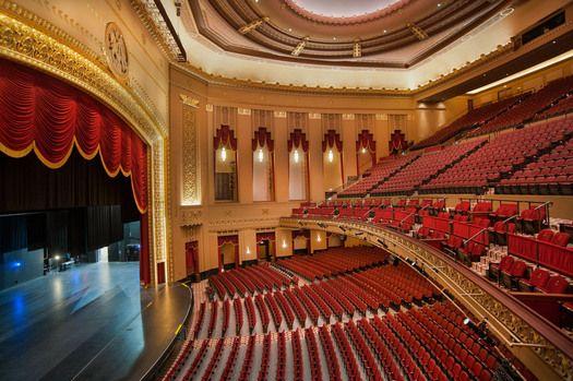 Peabody Opera House St Louis Inside Theatres Teatro