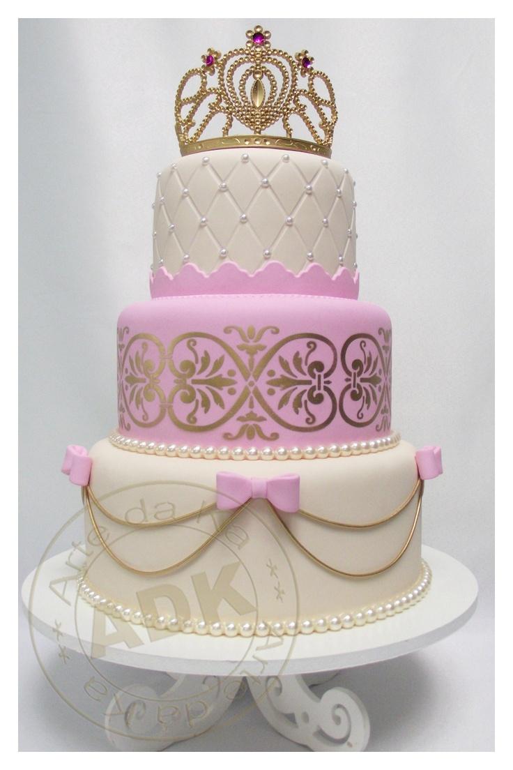 18 best Princess cakes images on Pinterest | Princess cakes ...