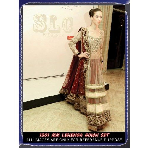 Online Shopping for Indian Designer Bollywood Replica E | Lehnga | Unique Indian Products by Ethnictrend - METHN85009924190