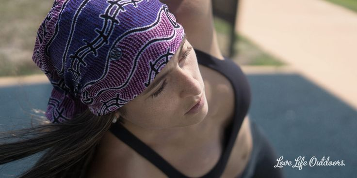 Headsox is the perfect tube for all fitness heads, with Wear 12+ ways wet or dry at only $19.95, it will keep your hair at bay  www.headsox.com.au