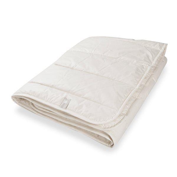 The Little Green Sheep Organic Wool Cot Bed Duvet