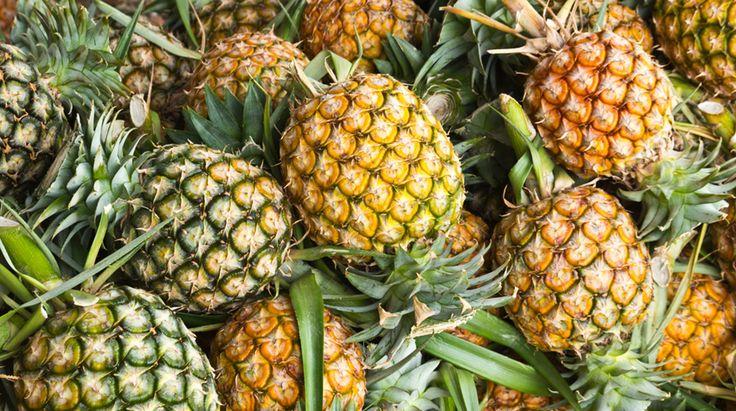 Superfood Ananas - Herkunft, Wirkung