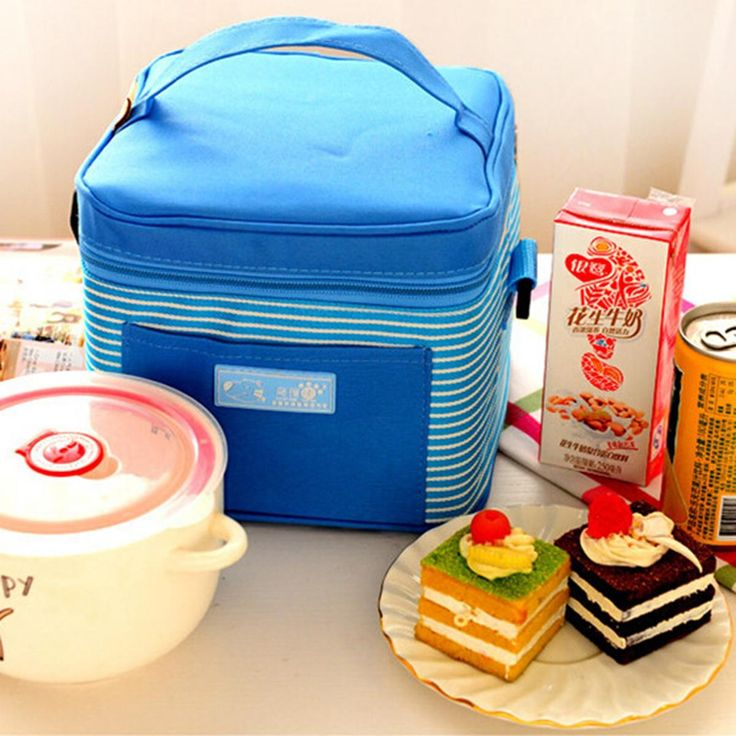 Simply Insulated Thermal Lunch Bag Cooler Bag Picnic Travel Storage Bag
