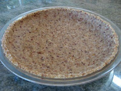 Raw pie crust: unsweetened coconut, walnuts and dates.- CANCER DIETS - Healthy natural cancer fighting diet raw food recipes, that detox the body and purify the blood. Learn how to do a liver flush the ultimate anti-cancer drink recipe http://youtu.be/UekZxf4rjqM I LIVER YOU by Jordan Blaikie