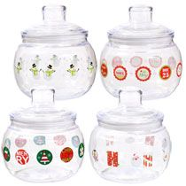 Bulk Holiday Plastic Candy Jars at DollarTree.com