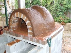 The Greening of Gavin: Clay Oven First Layer