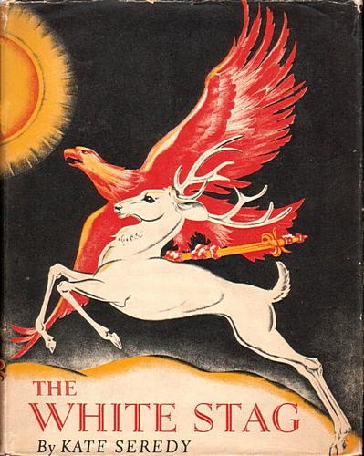 The White Stag, by Kate Seredy, medal 1938: Attila the Hun and the vast sweeping tale of the Magyars from Asia to Hungary well-told.