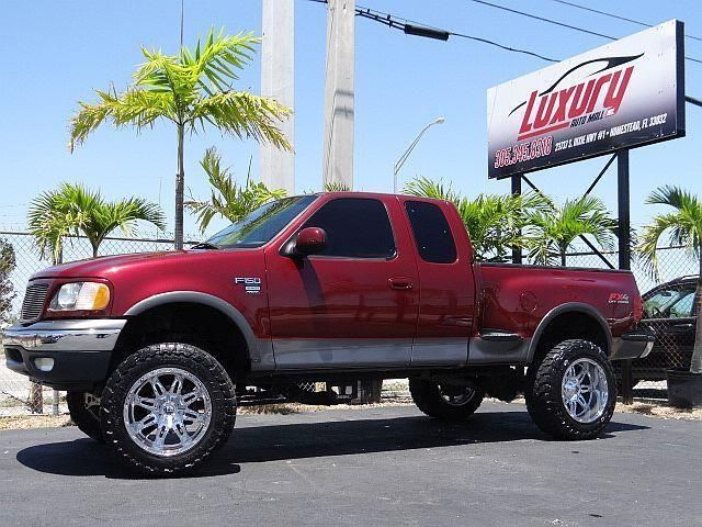 Image Result For 2003 F150 Supercab Flareside With 33 Inch Tires Lifted Ford Ford F150 Lifted Ford Trucks