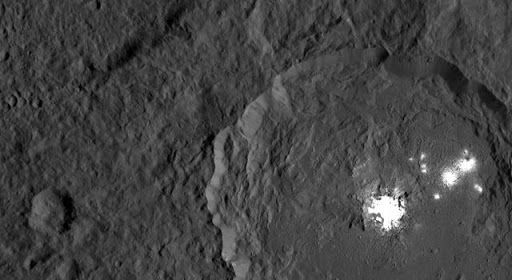 Soar Over Ceres With New Images From the Dawn Spacecraft