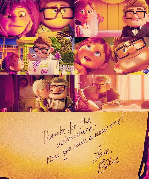 Up!Quotes, Movie Theater, True Love, Random Thoughts, Favorite Pixar, Favorite Movie, Pixar Movie, Chalk Art, Disney Movie