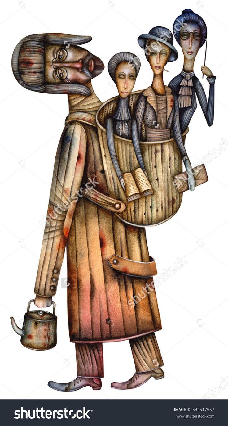 Anton Chekhov - Caricature Of The Russian Writer by Eugene Ivanov #fyodor #three_sisters #anton #chekhov #eugeneivanov #author #literature #russia #russian #writer #caricature #cartoon #literary_arts #russian_writer #cherry_orchard #modernism #playwright #seagull #uncle_vanya #@eugene_1_ivanov