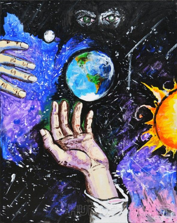 Звездная пыль Creator