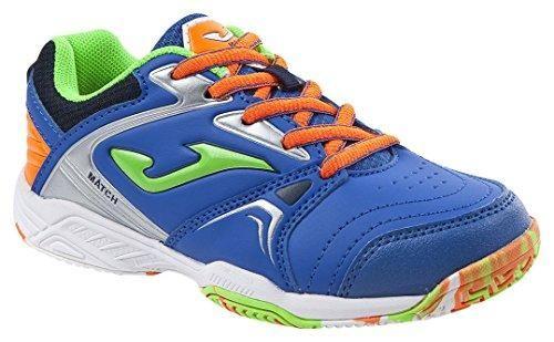 Oferta: 31.99€. Comprar Ofertas de JOMA Match Jr, Zapatillas de Tenis para Niños, Azul (Royal), 38 EU barato. ¡Mira las ofertas!