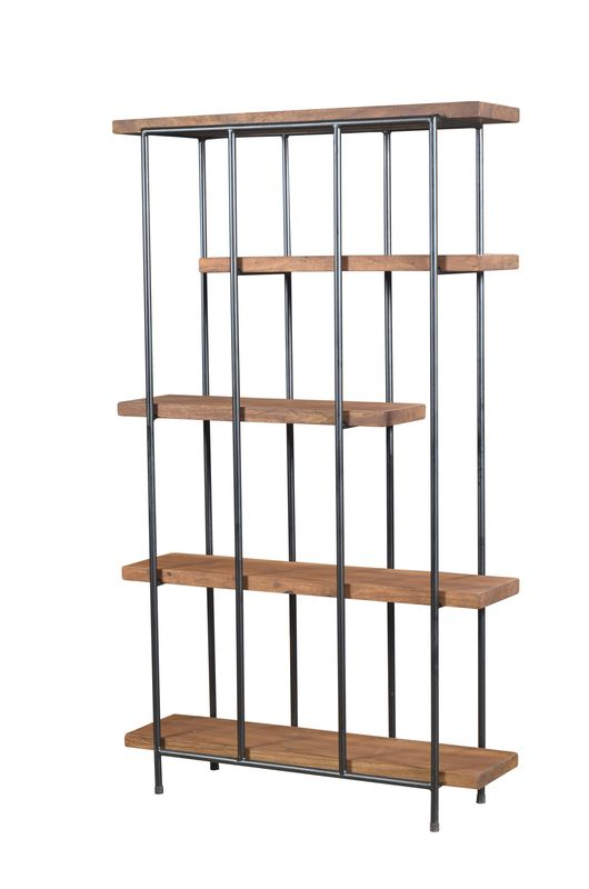 The Verde Multi Level Bookcase from LH Imports is a unique home decor item. LH Imports Site carries a variety of Verde items.