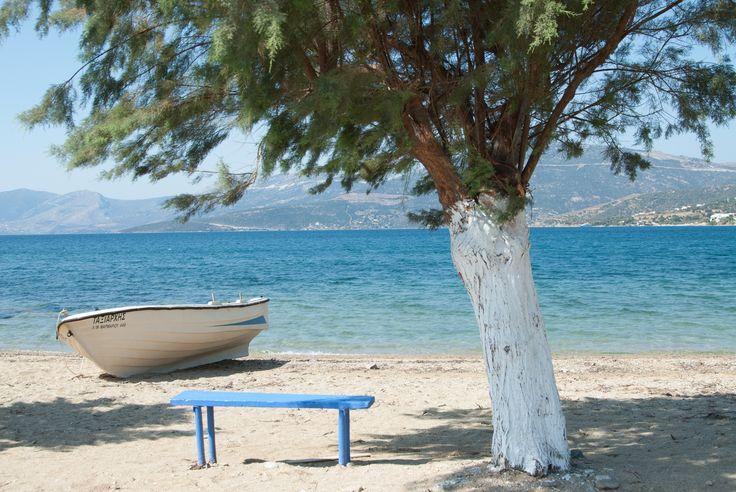 Zuid Evia.. om bij weg te dromen.. Griekenland in 1 foto ! Als u een reis boekt bij Prinos Reizen naar Zuid Evia dan ervaart u het zelf.