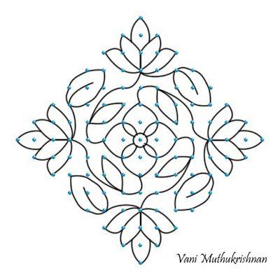 My Kolam: 1/1/10 - 2/1/10