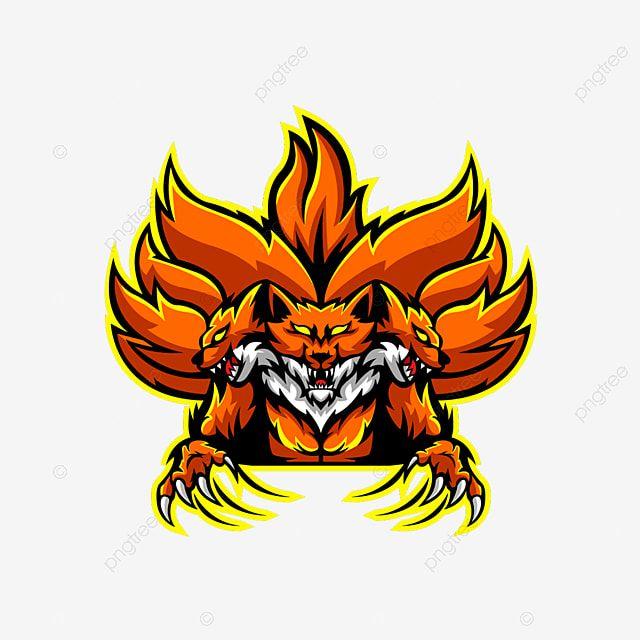 Fox Logo Esport Di 2021 Gambar Anime Ilustrasi Knight