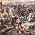1700 years ago a battle at Rome's Milvian Bridge changed the course of European history