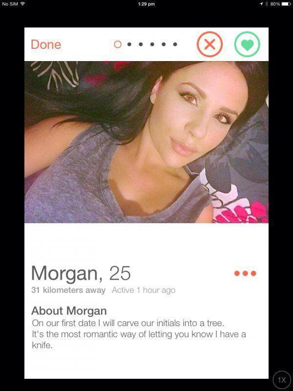 Stupid girl dating profiles